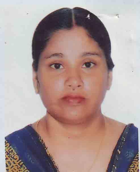 Amita Rani Bhadra